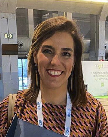 Sara Ibarbe_ Fellow HIP España _ Diputación Huelva